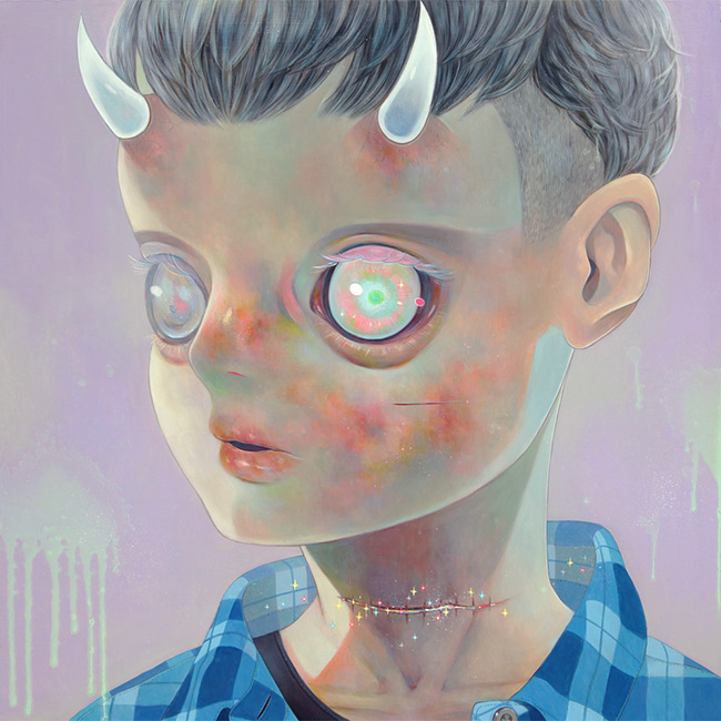 Hikari Shimoda - Whereabouts of God #21