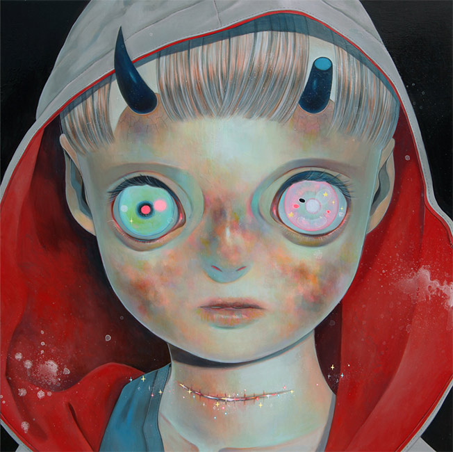 Hikari Shimoda - Whereabouts of God-#22