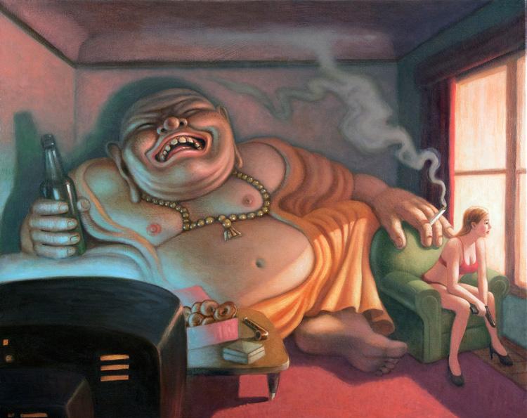 Martk Bryan - Bad Buddha