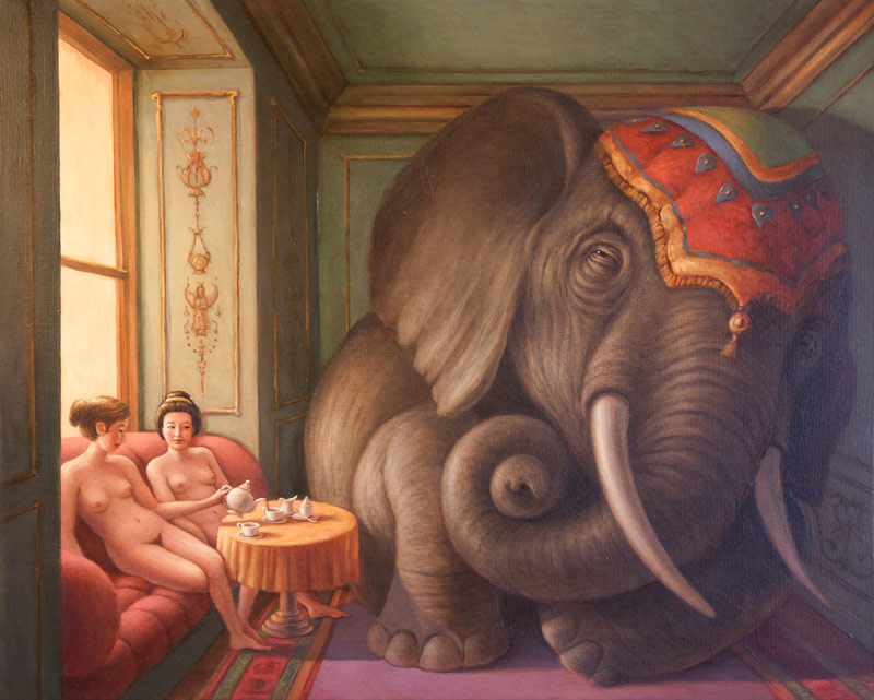 Mark Bryan - Elephant in the Room