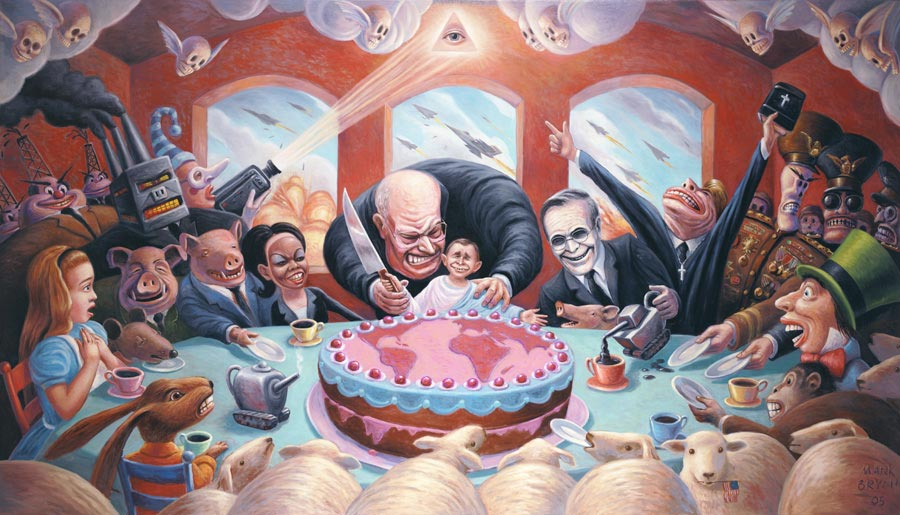 Mark Bryan - The Mad Tea Party
