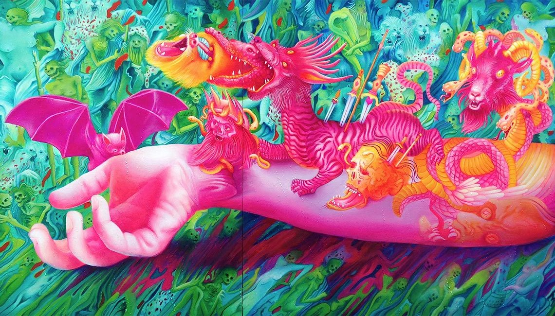 Michael Page – Everything Can Be Destroyed – Artist Profile