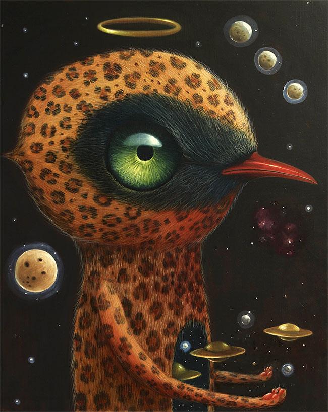 Peca - The Big Organism