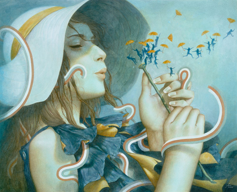 Tran Nguyen - If the World Keeps Churning, Turning