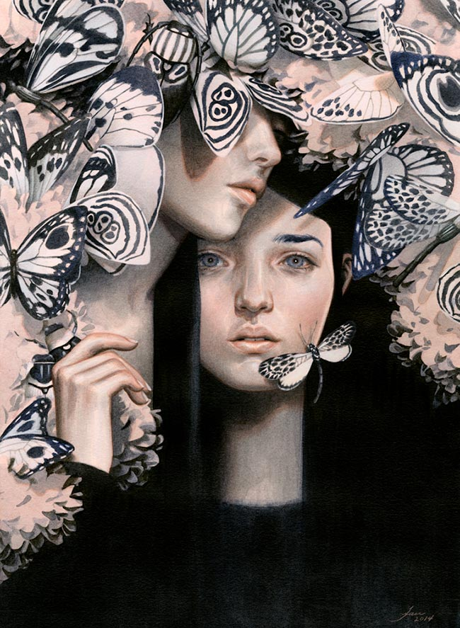 Tran Nguyen - Insects of Love