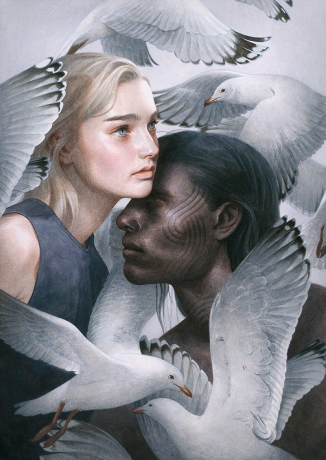 Tran Nguyen - Miranda and Caliban