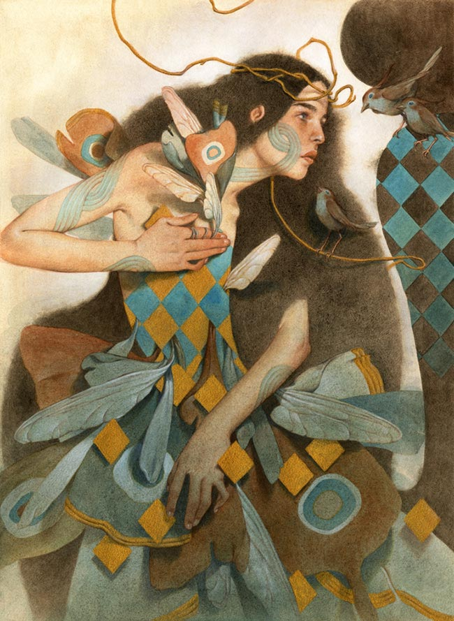 Tran Nguyen - Our Fluttersome Ordeal