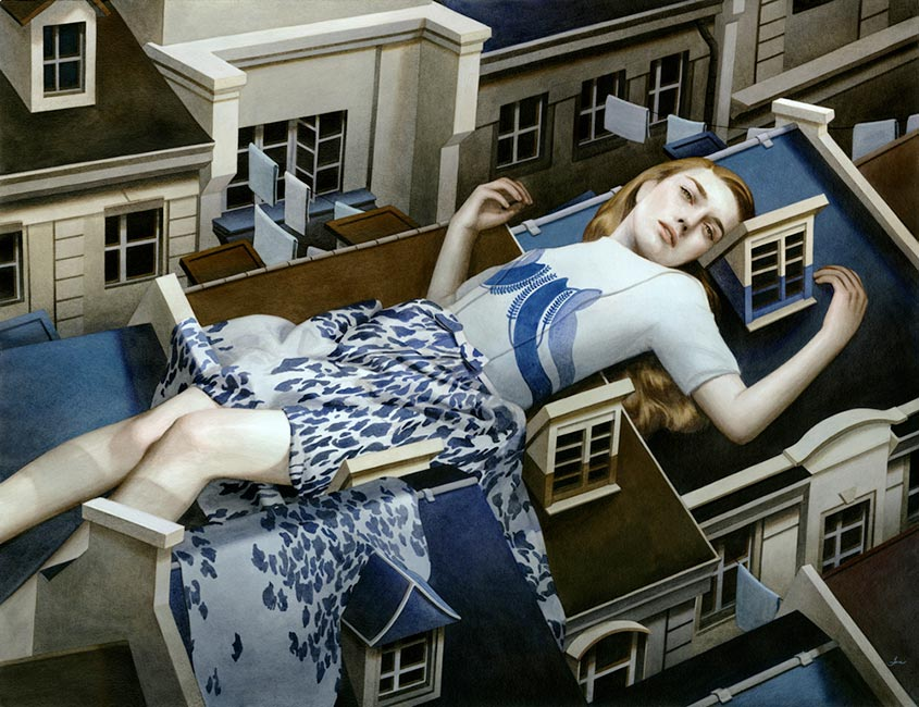 Tran Nguyen - Sleeping with Nostalgia