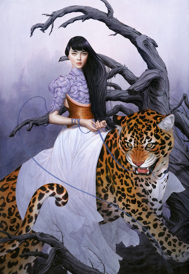 Tran Nguyen - Traveling to a Distant Day