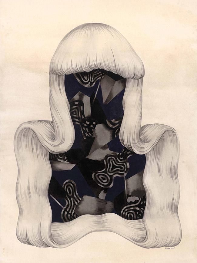 Andrea Wan - Faceless