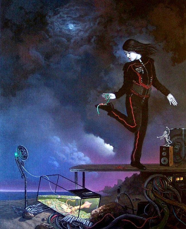 Danny Malboeuf - The All Alone Dance