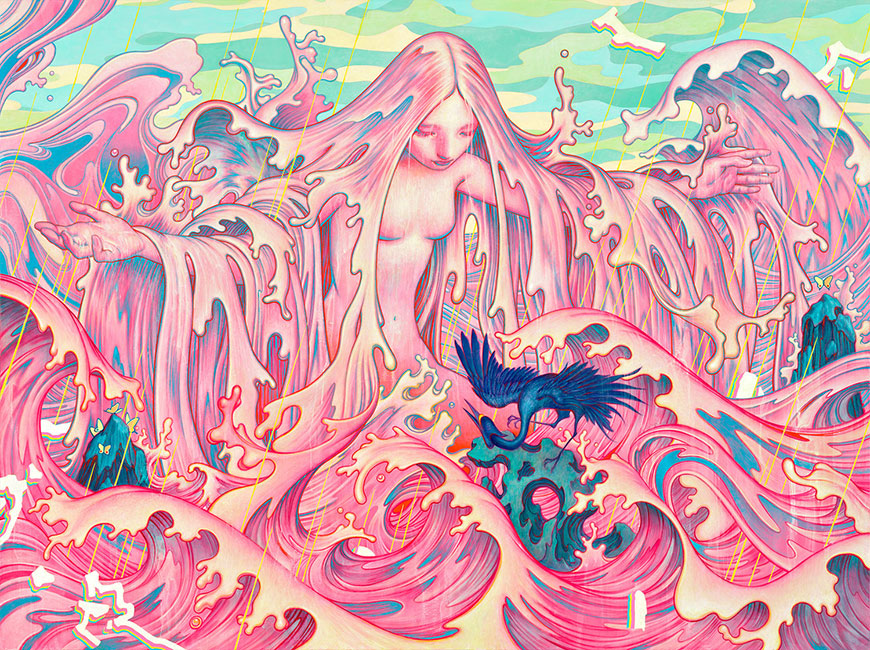 James Jean – Observation. Memory. Imagination. – Artist Profile