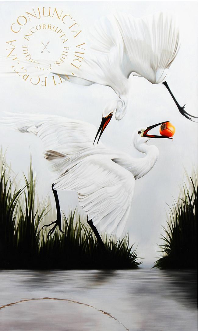 Josie Morway - Cranes