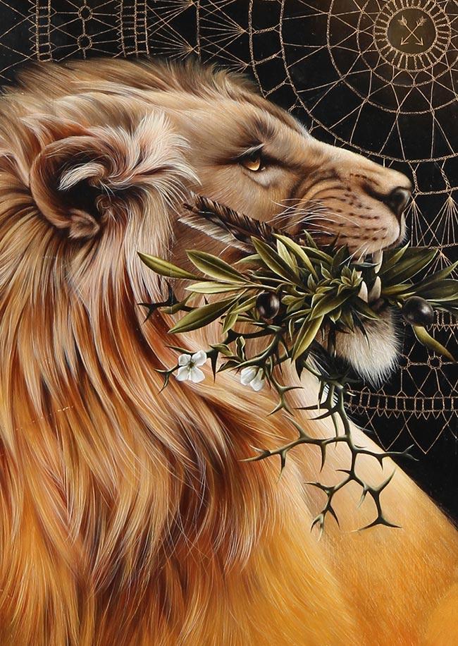 Josie Morway - Lion