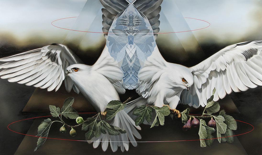 Josie Morway - Mirror Kites