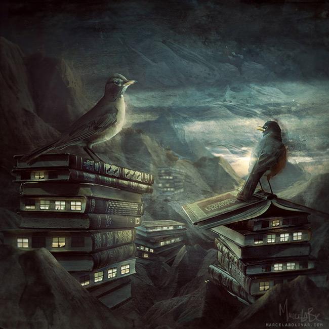 Marcela Bolivar - Insomniac's Nest
