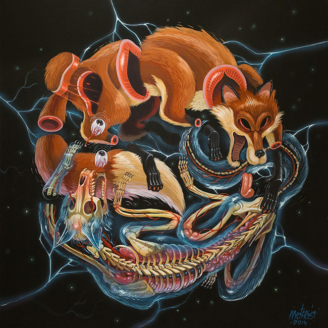 Nychos - Chase Your Insides