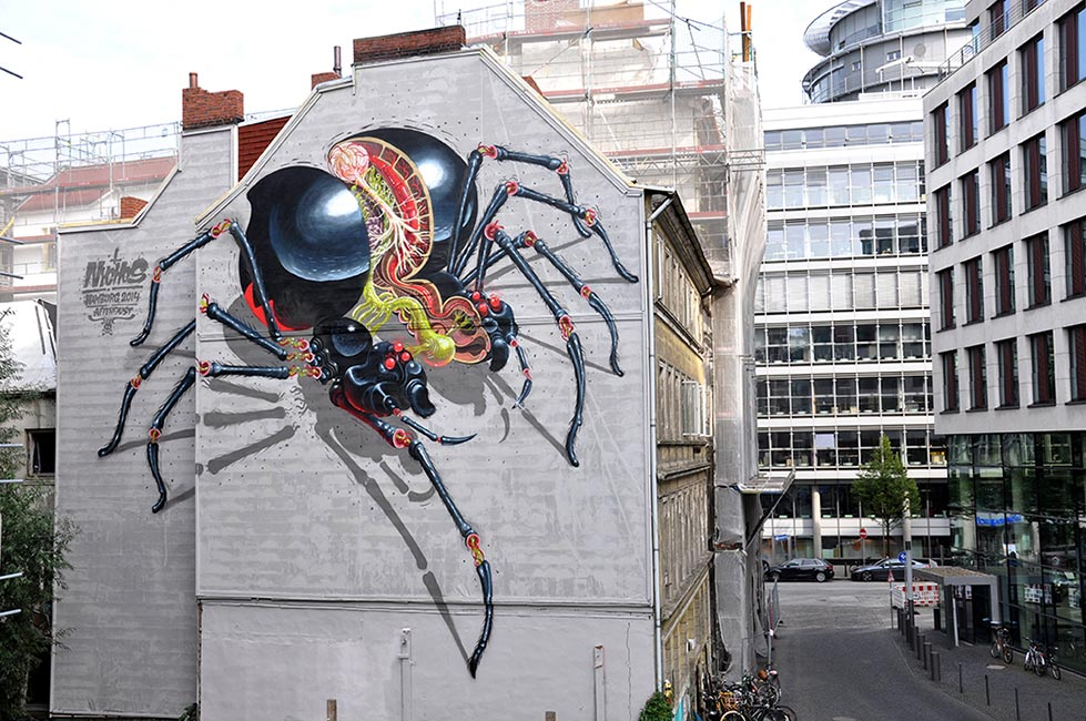 Nychos - Dissection of a Black Widow