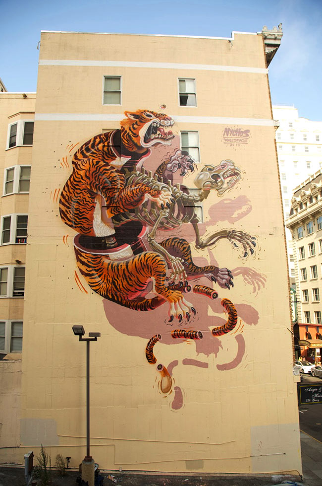Nychos - Eye of the Tiger