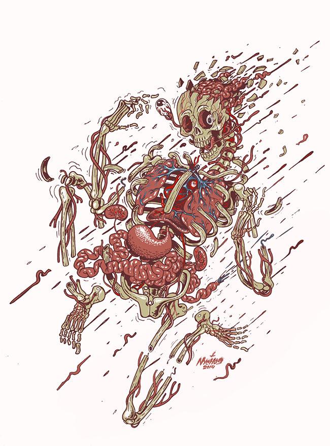 Nychos - Human Explosion