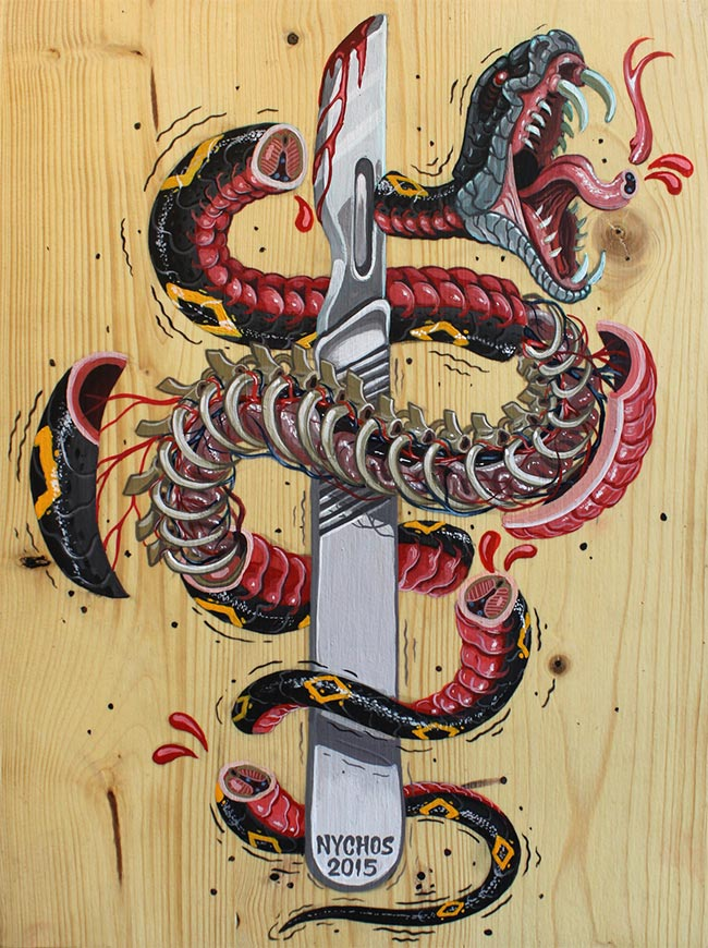 Nychos - Slice for Living