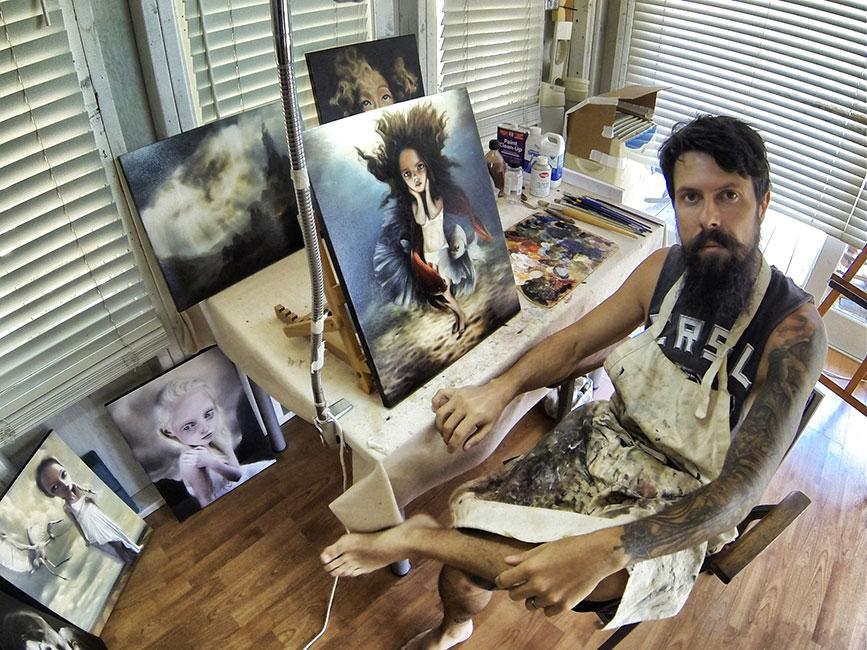 Richard J. Oliver - Studio 2