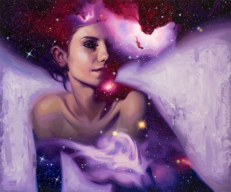 Rob Rey - Stardust II