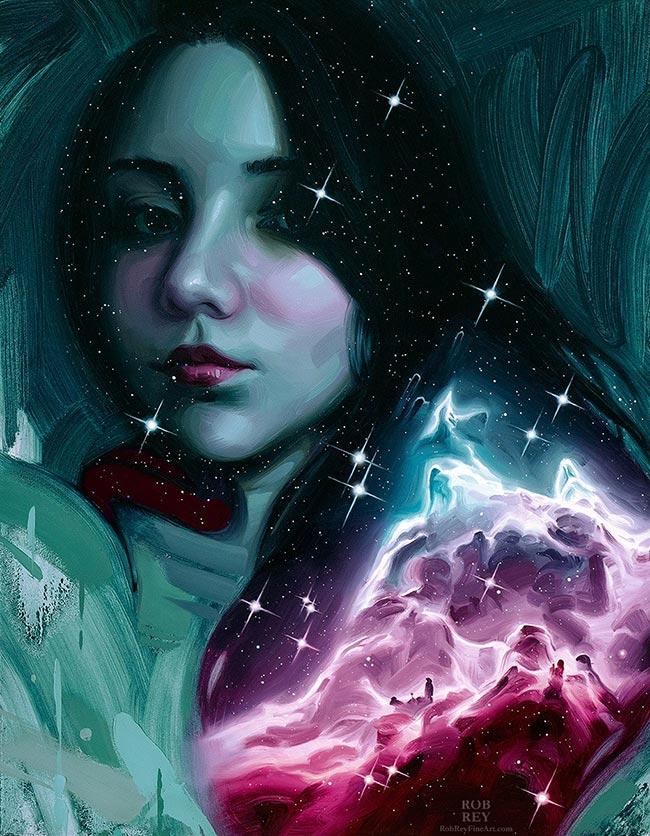 Rob Rey - Stardust III