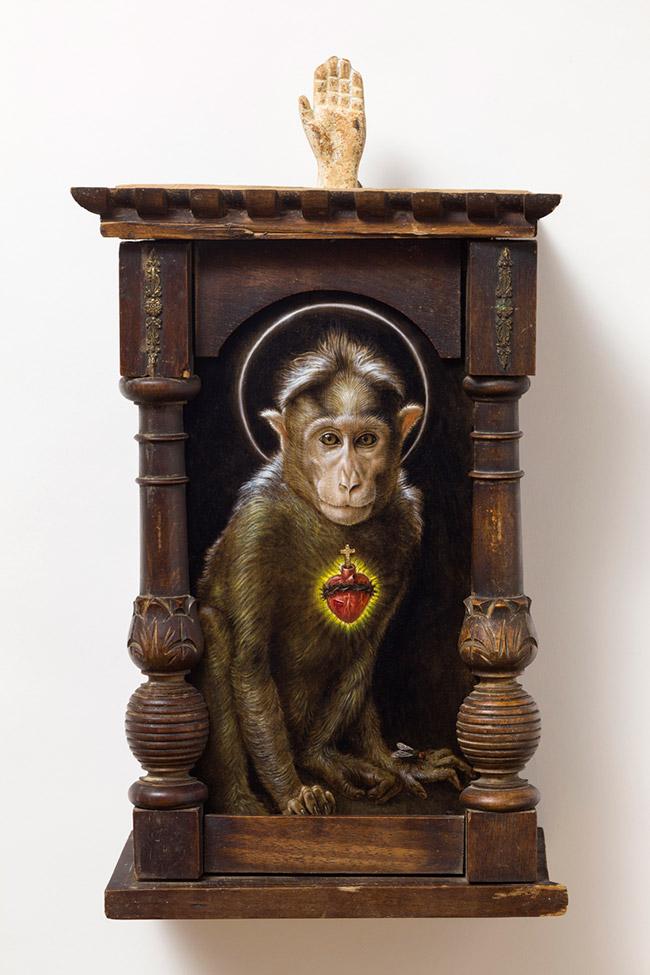Jean 'Turf One' Labourdette - Shrine