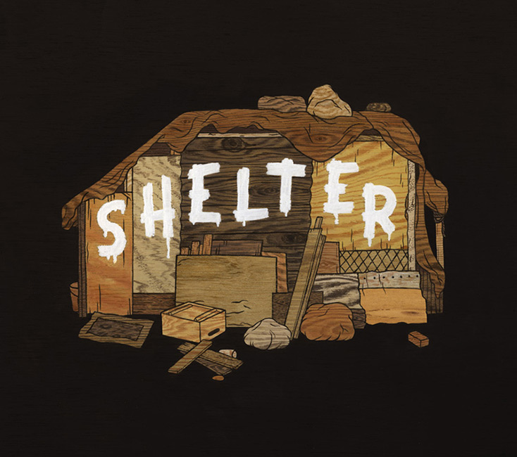 Moki – Shelter – Artist Book Review
