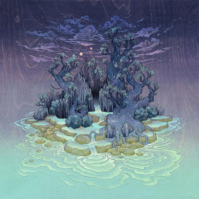 Nicole Gustafsson - Moonlight Isle