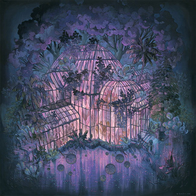Nicole Gustafsson - The Conservatory