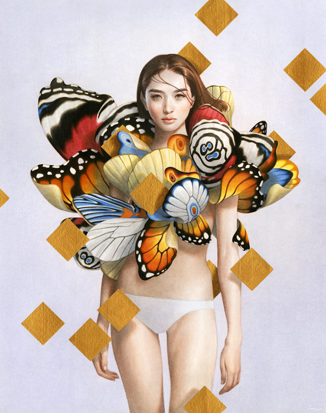 Tran Nguyen – The Road to Well-Being – Artist Interview