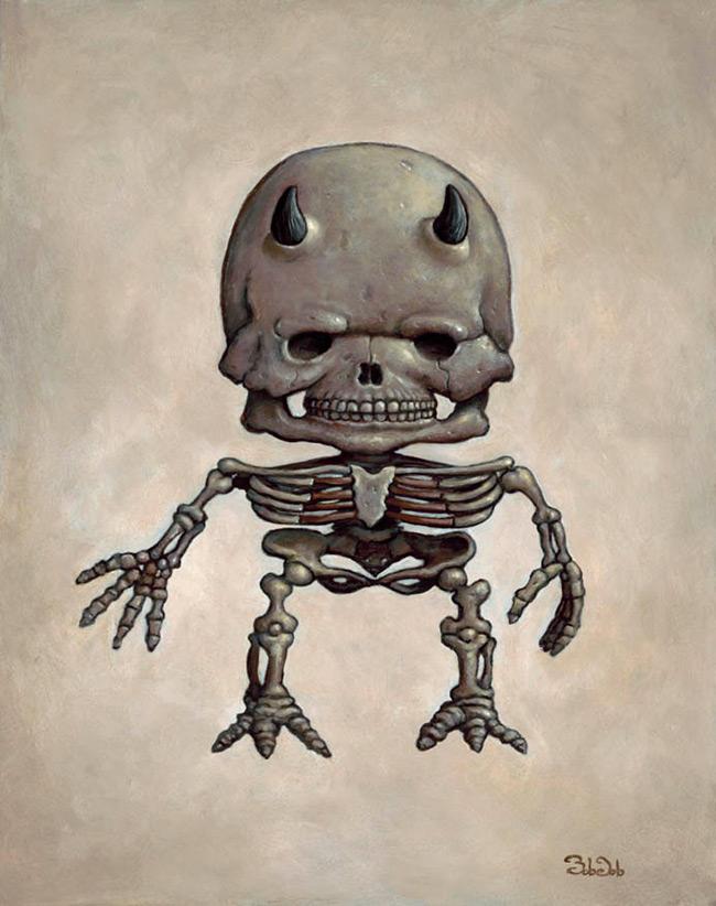 Bob Dob - Luey Skeletal