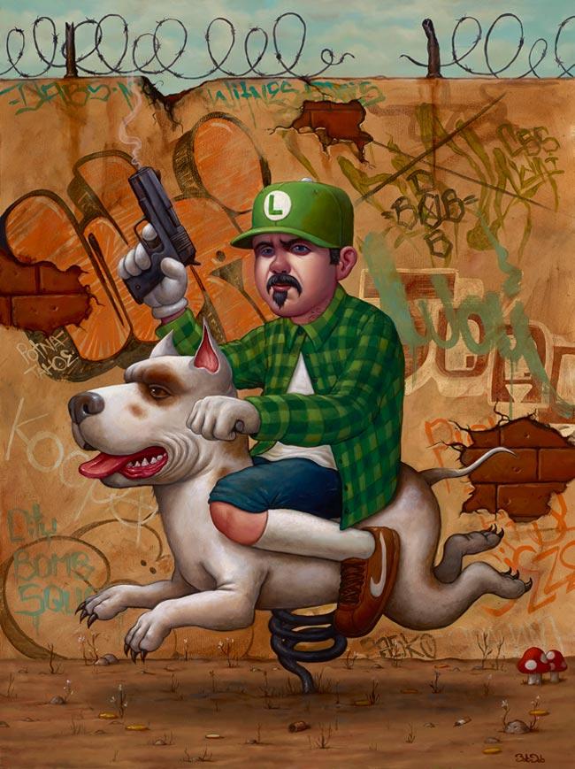 Bob Dob - Luigi Trece