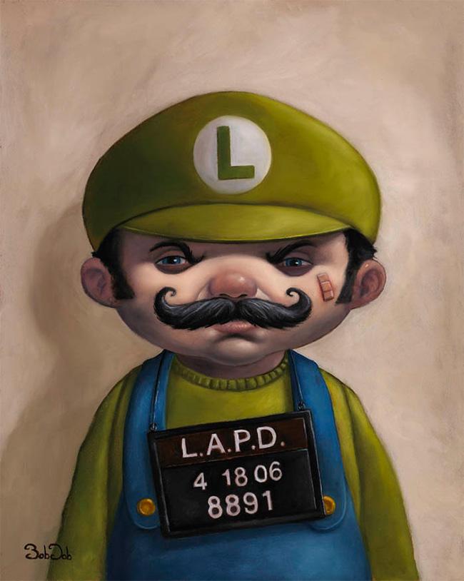 Bob Dob - Luigi