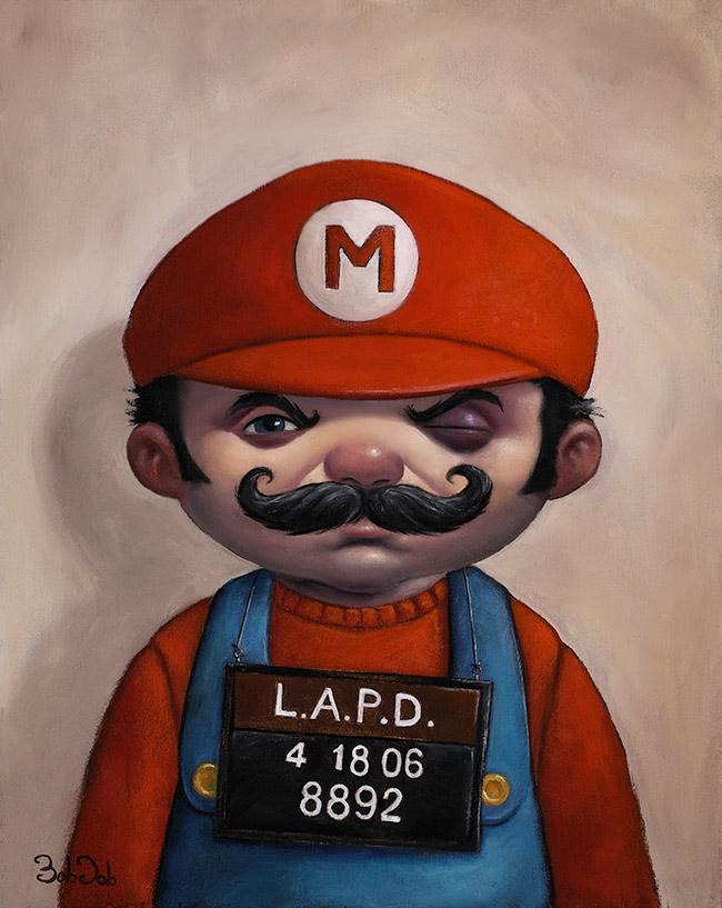 Bob Dob - Mario