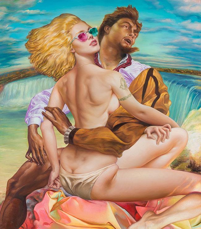 Jamie Adams - Fergie Huggie Honeymoon