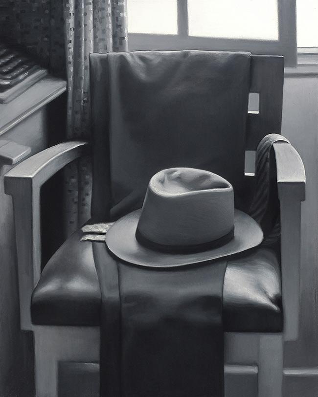 Jamie Adams - Her Chair