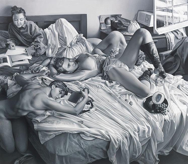 Jamie Adams - Jeannie Big Bed 2