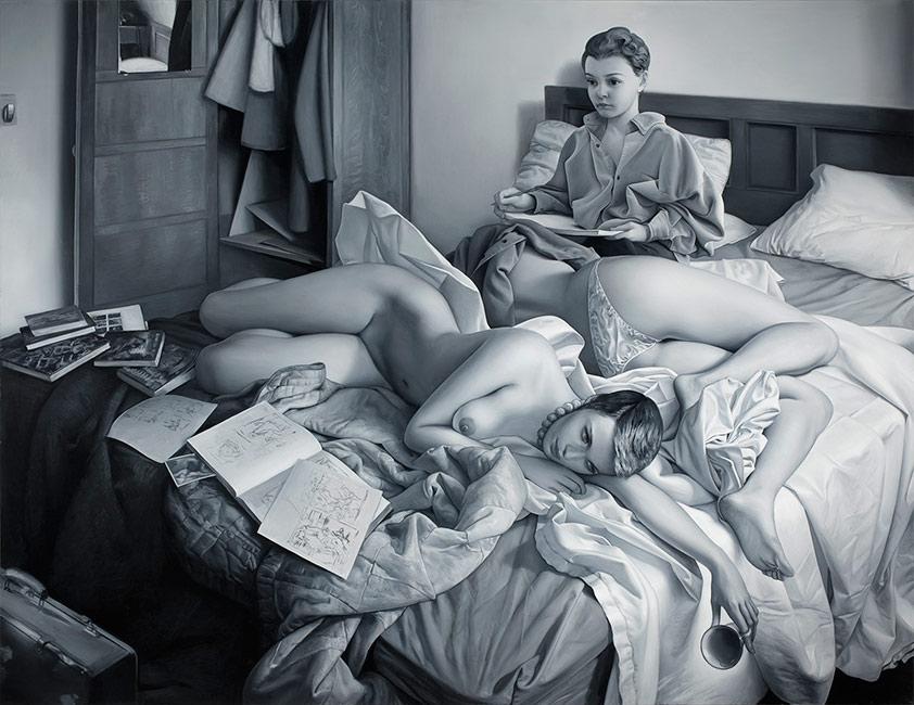 Jamie Adams - Jeannie Big Bed