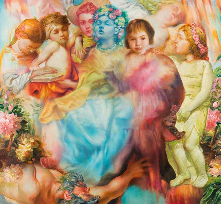 Jamie Adams - Petunia Parade