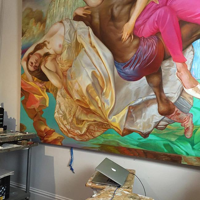 Jamie Adams - Studio SP14