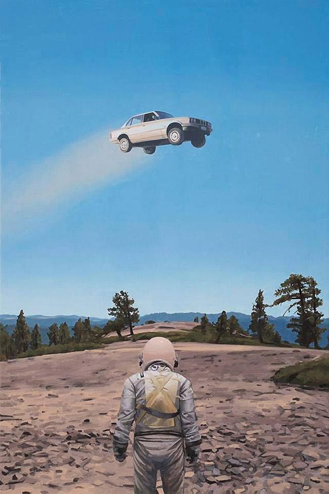 Scott Listfield - Car Jump