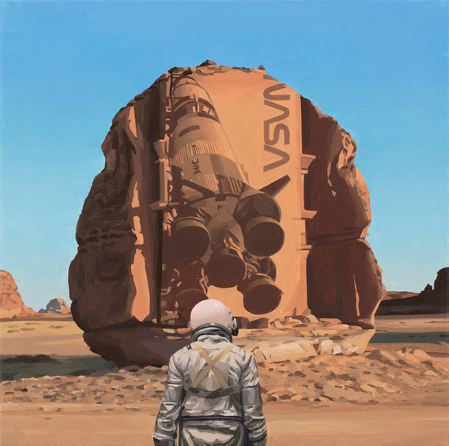 Scott Listfield - Carved from Rock