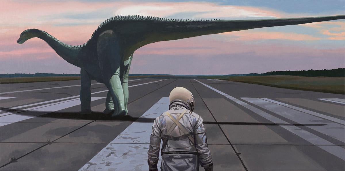 Scott Listfield - Diplodocus