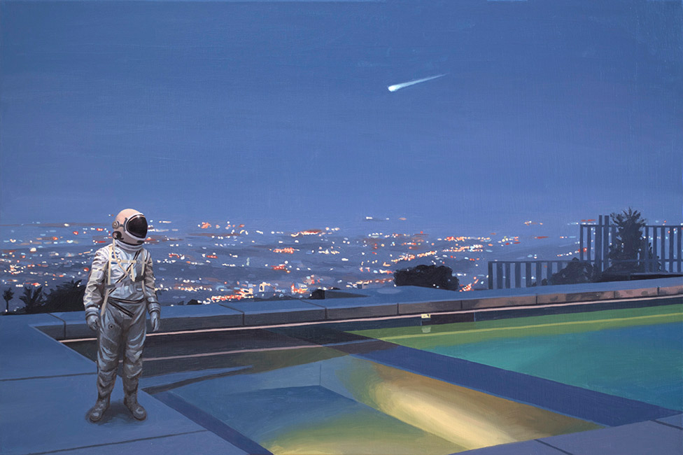 Scott Listfield - Night Swimming