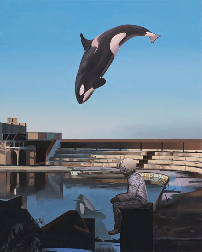 Scott Listfield - Orca