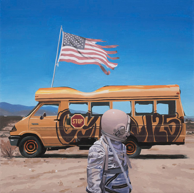 Scott Listfield - The Bus