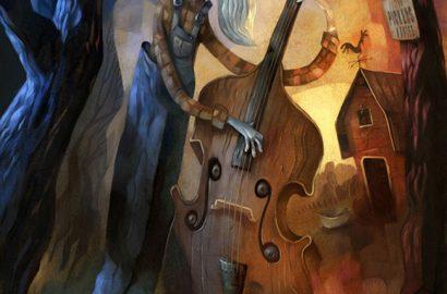 Tim Lee – Getting a Splinter or Two – Artist Interview